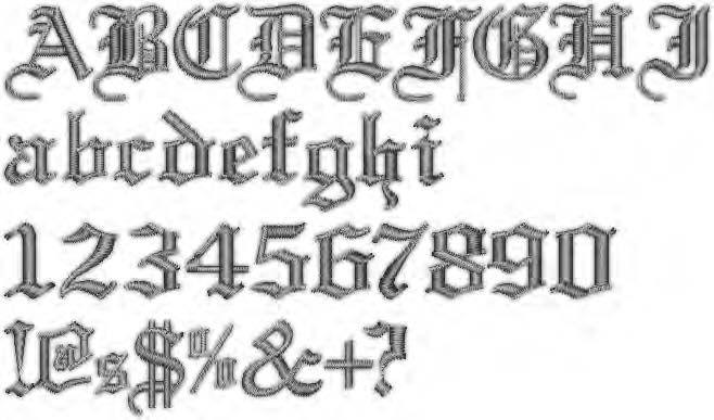 Скачать Шрифт Brush Script
